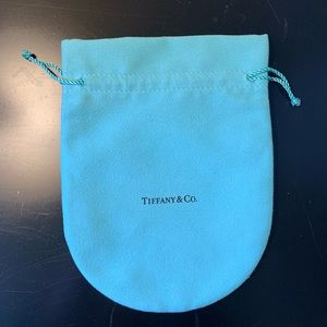 Authentic Tiffany & Co Pouch